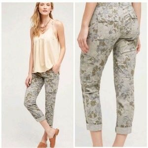 Hei Hei Anthropologie Wander Cargo Pants size 10